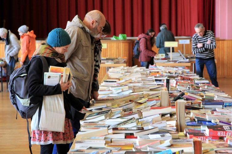 Bourse aux livres