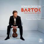 Violin concertos N°1 & 2
